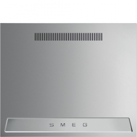 Smeg Backspalsh stainless steel for TRU90X