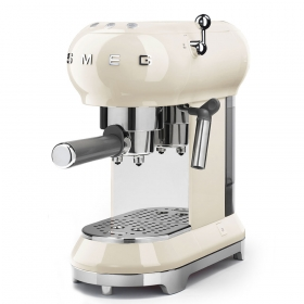 Smeg 50's Retro Style Aesthetic Espresso Coffee Machine