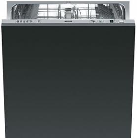 """Smeg 24"""" Fully integrated, Panel-ready Dishwasher"""
