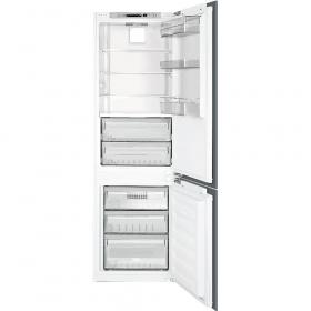 "Smeg 24"" Fully Integrated Refrigerator/Freezer"