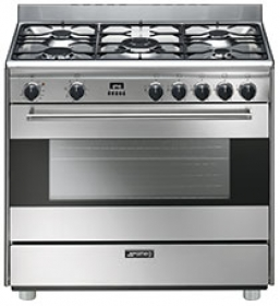 Free-Standing Dual Fuel Range, Approx 36