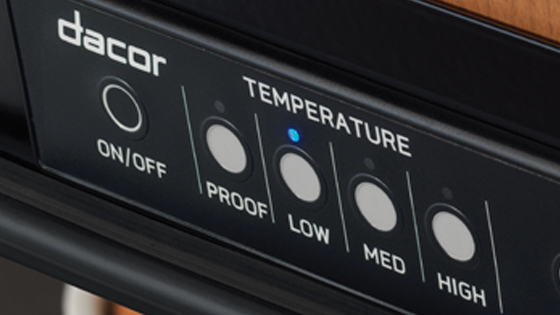 "Model: IWD30 | Dacor Heritage 30"" Integrated Warming Drawer"