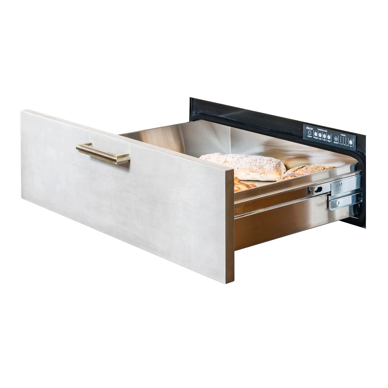 "Model: IWD27 | Dacor Heritage 27"" Integrated Warming Drawer"