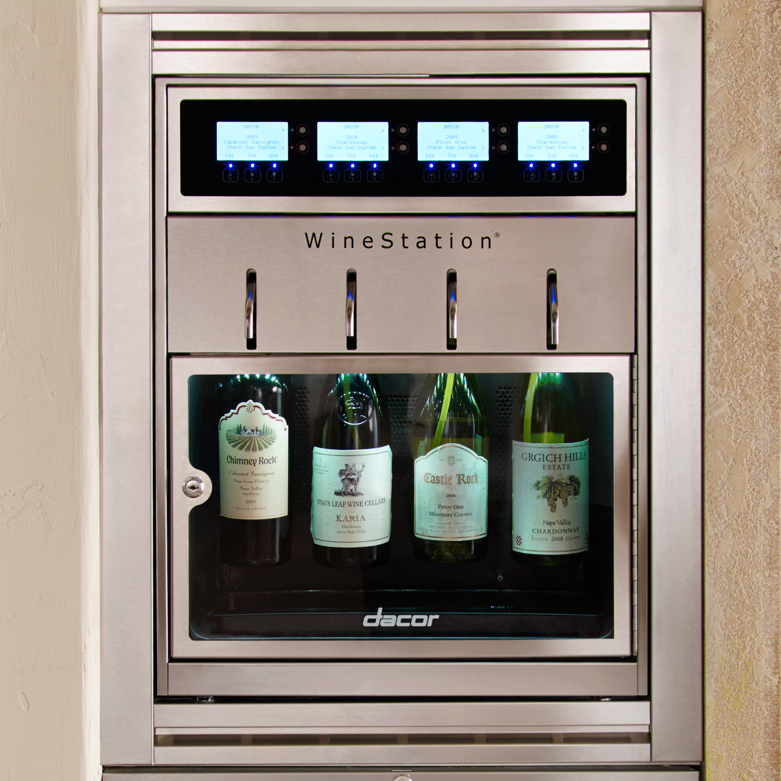 Dacor Heritage WineStation