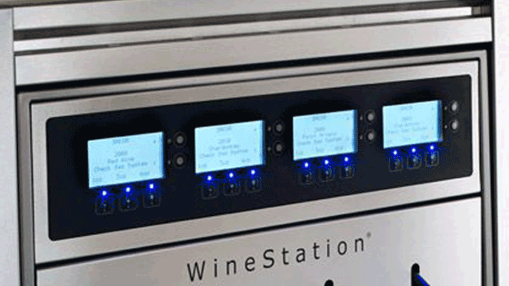 Model: DYWS4 | Dacor Heritage WineStation