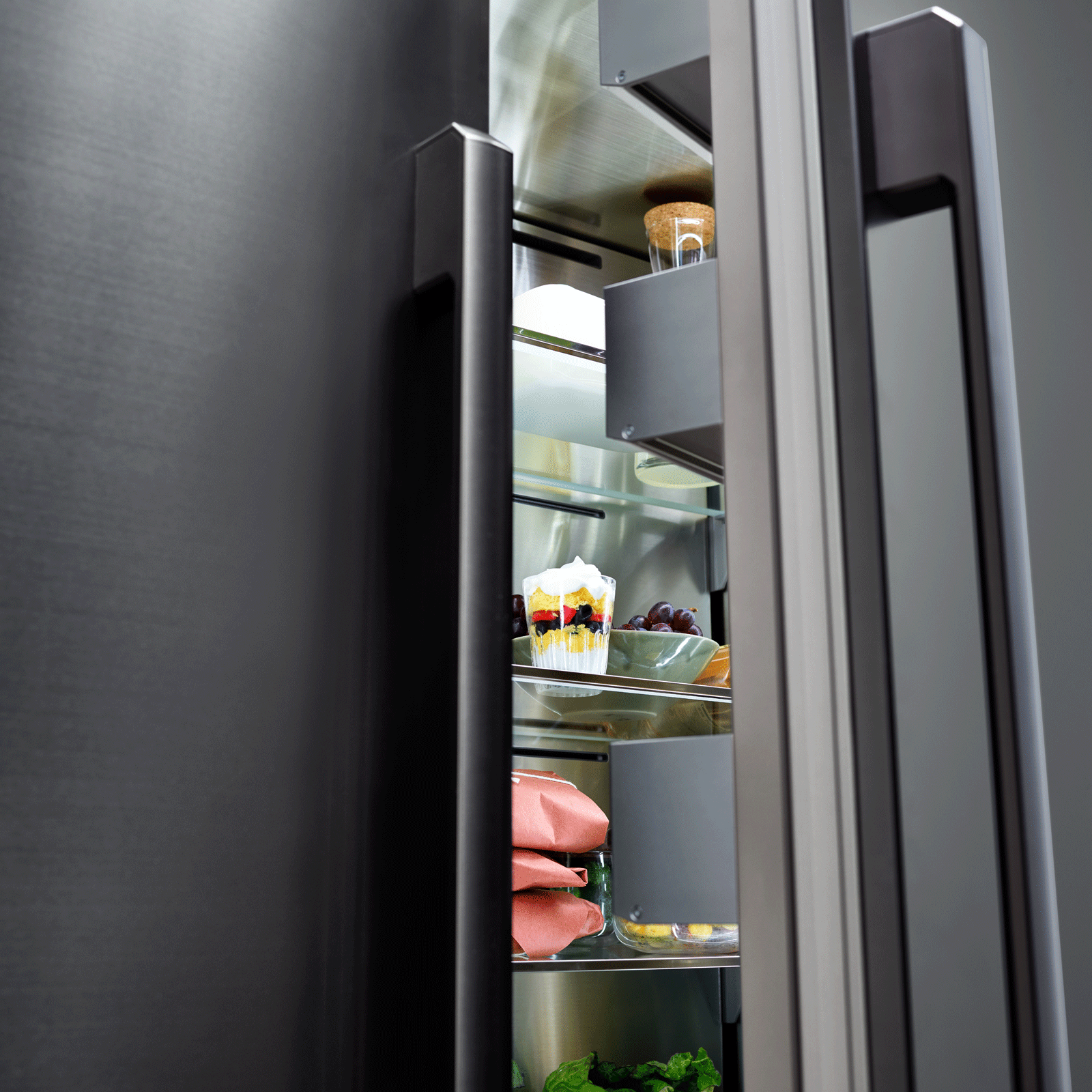 "Model: DRR36980RAP | Dacor 36"" Refrigerator Column, Panel-Ready, Right-Hinge"