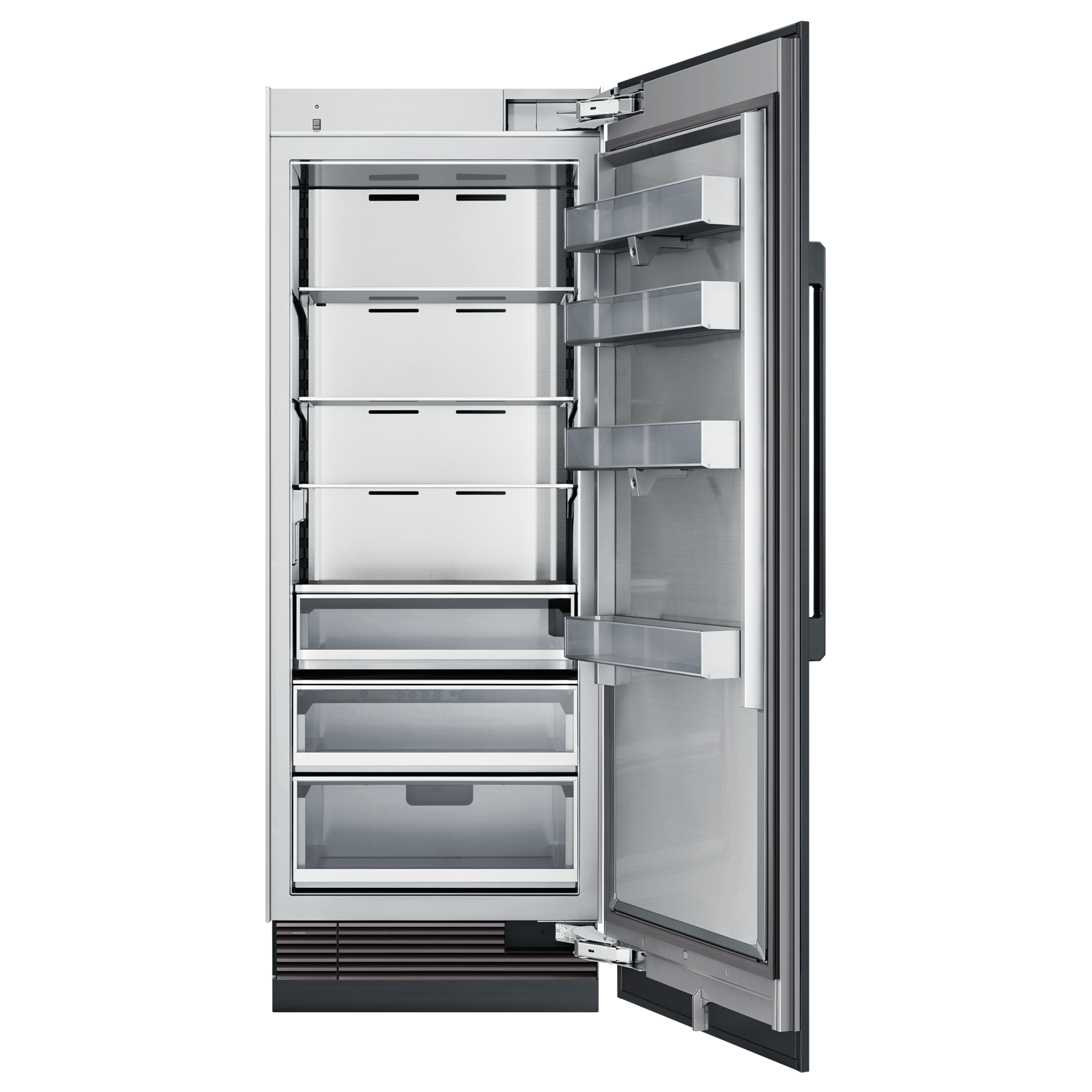 "Model: DRR30980RAP | Dacor 30"" Refrigerator Column, Panel Ready, Right-Hinge"