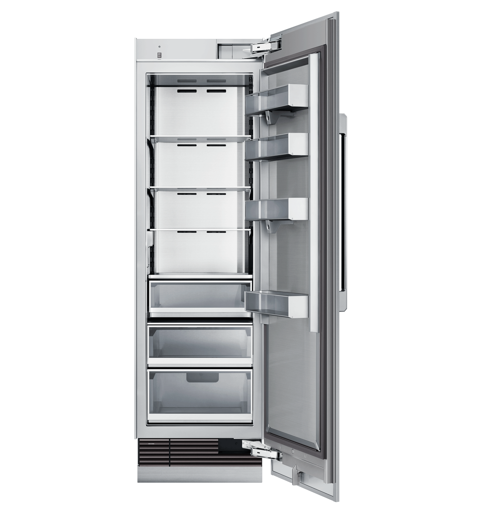 "Model: DRR24980LAP | Dacor 24"" Refrigerator Column, Panel Ready, Left-Hinge"
