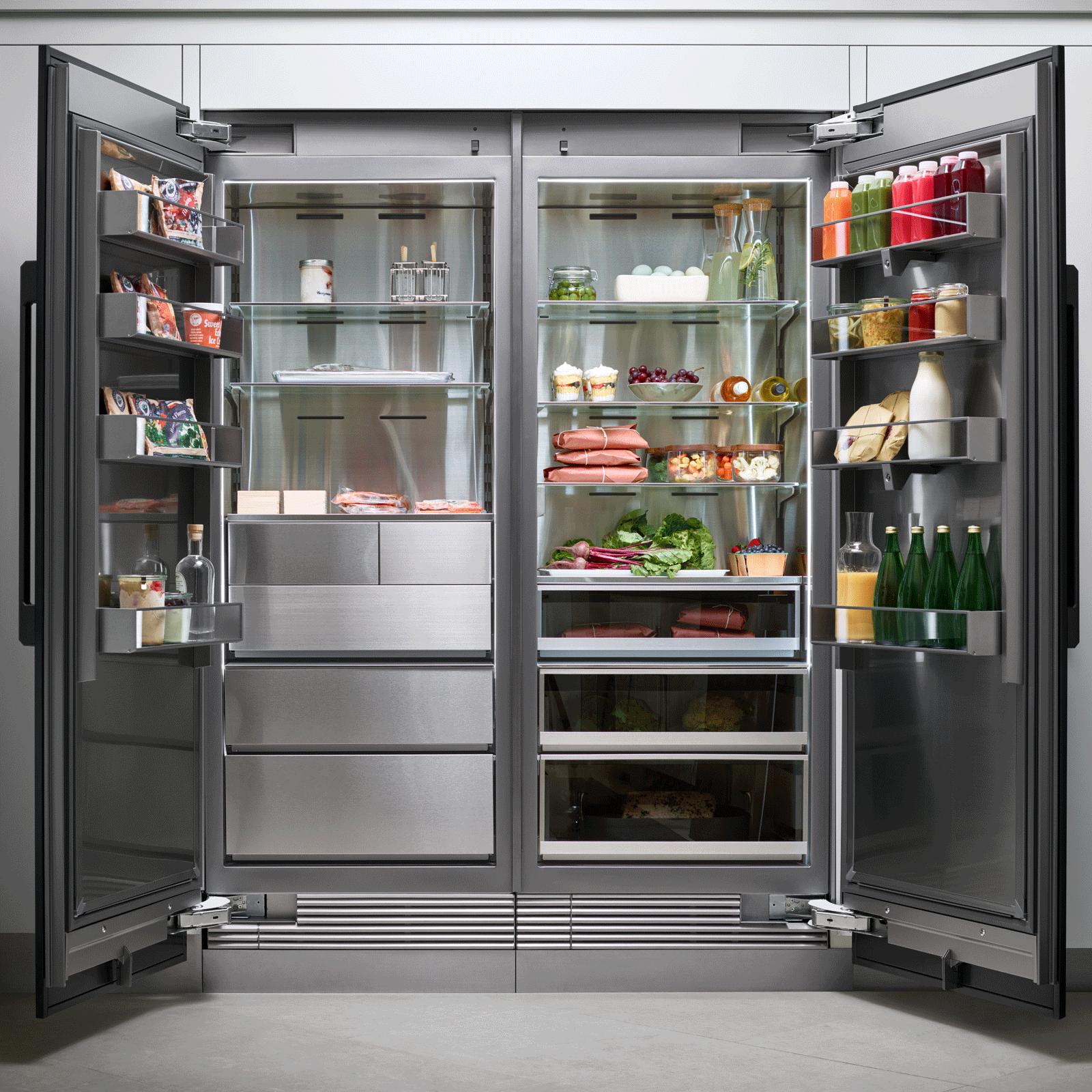"Model: DRZ30980LAP | Dacor 30"" Freezer Column, Panel Ready, Left-Hinge"