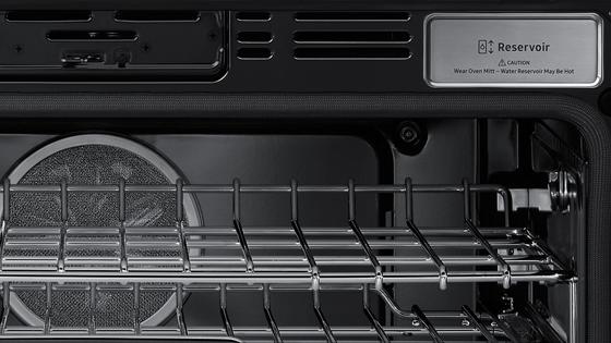"Model: DOP36M94DPS | Dacor Modernist 36"" Pro Dual-Fuel Steam Range, Stainless Steel, Liquid Propane"