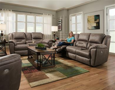 31 - Reclining Sofa