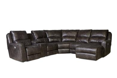 Model: 716 - 06P   Southern Motion 06P - RAF Single Seat Recliner with Power Headrest