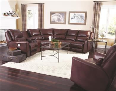 Southern Motion 92 - Armless Recliner