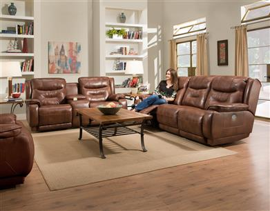 Pleasing Southern Motion 874 31 31 Double Reclining Sofa Interior Design Ideas Inamawefileorg