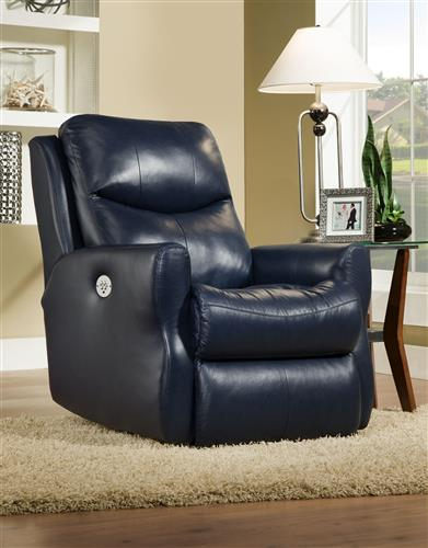 7007P - Power Headrest Layflat Recliner