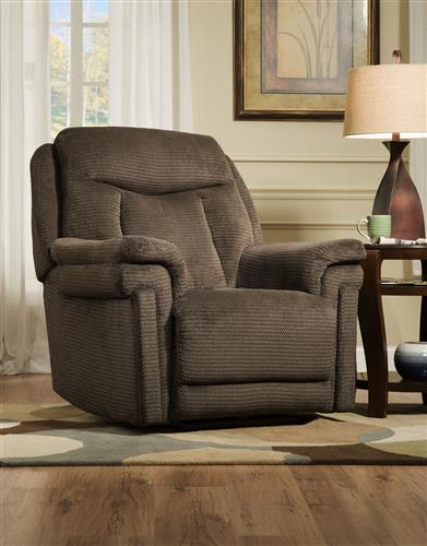7009P - Power Headrest Layflat Recliner