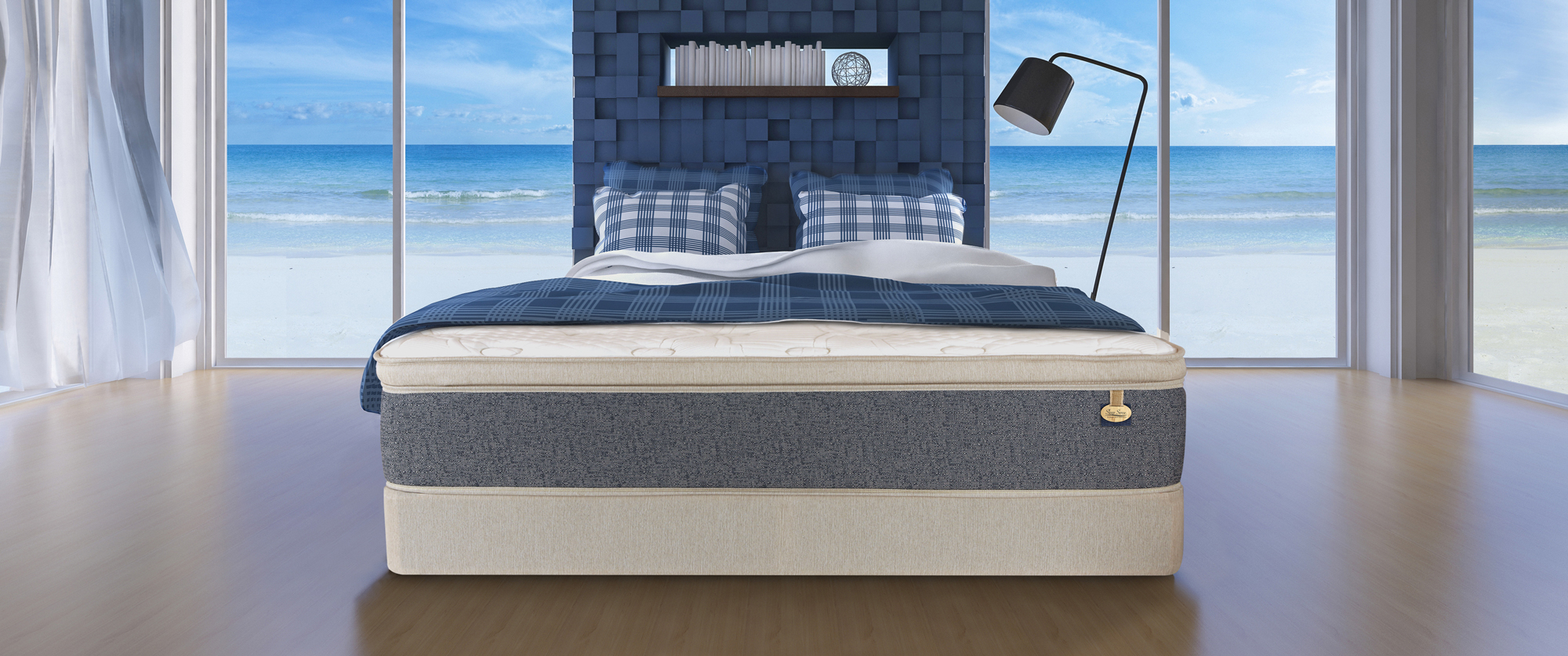 Model: SA2422KM | Spring Air King Mattress