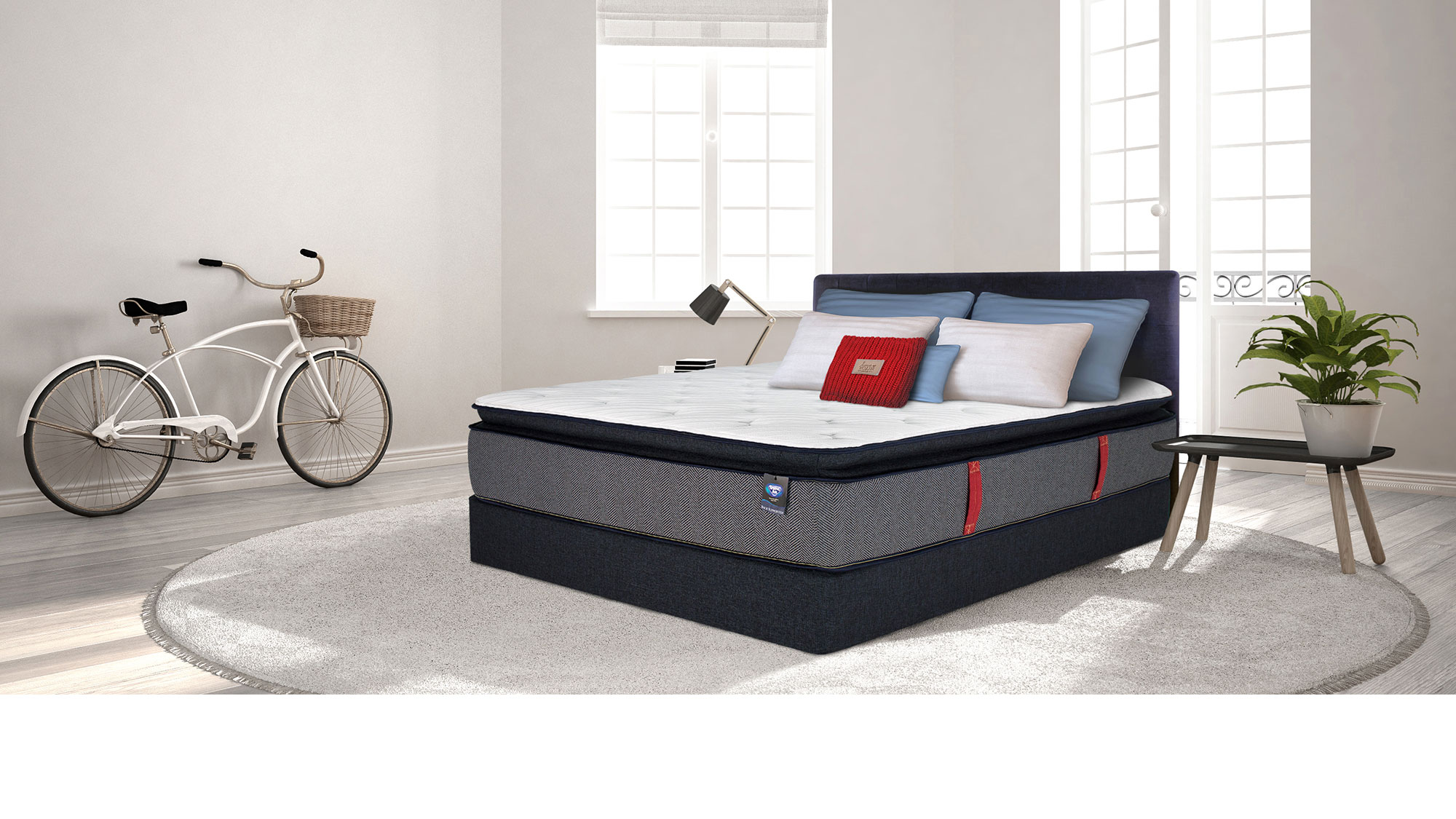 Spring Air King Mattress