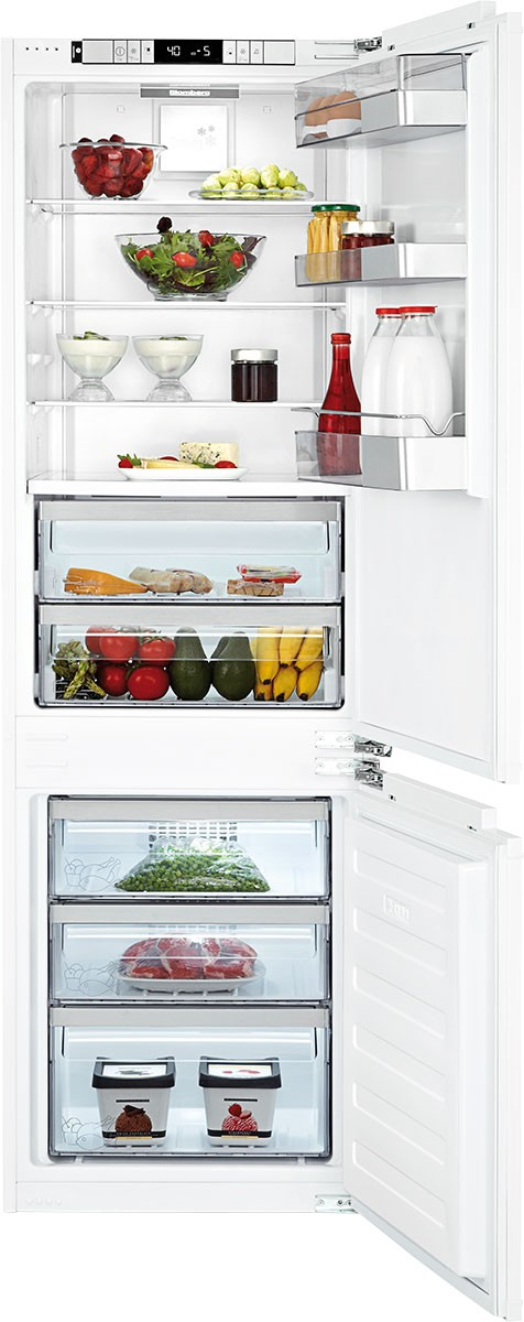 22 Inch Built-In Bottom-Freezer Refrigerator