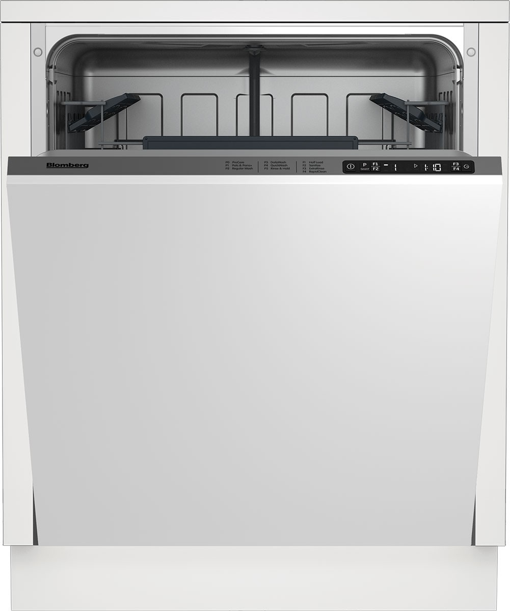 Blomberg 24 Inch Fully Integrated Dishwasher