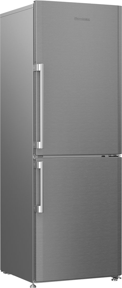 Blomberg 24 Inch Counter Depth Bottom-Freezer Refrigerator