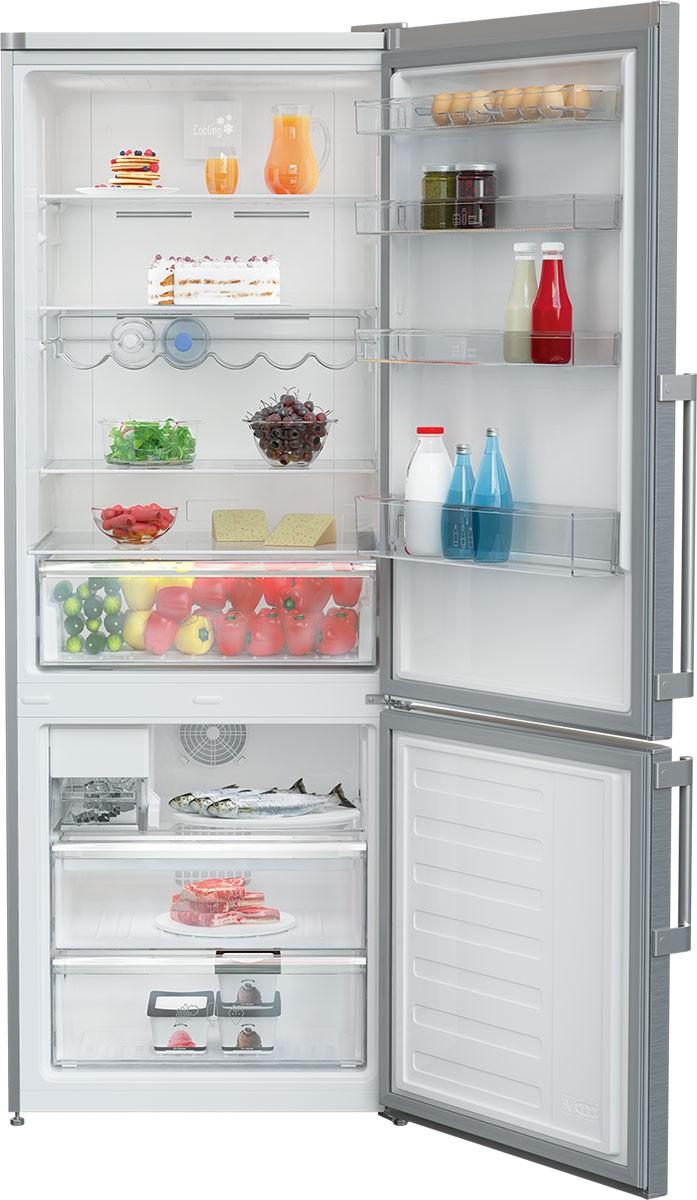 28 Inch Counter Depth Bottom-Freezer Refrigerator