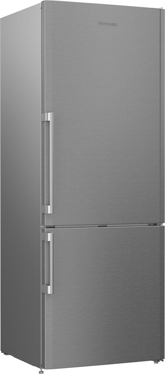 Blomberg 28 Inch Counter Depth Bottom-Freezer Refrigerator