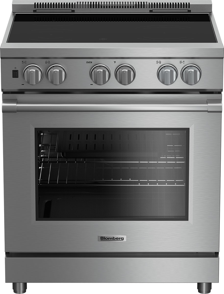 Model: BIRP34450SS | 30 Inch Pro-Style Induction Range