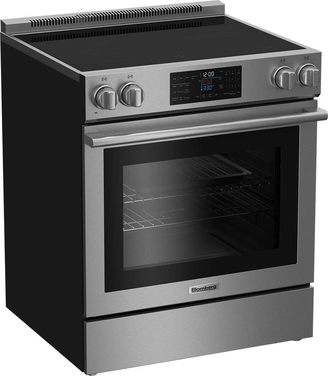 Blomberg 30 Inch Slide-In Electric Range