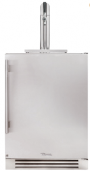 24 Inch Single-Tap Beverage Dispenser
