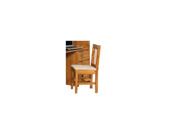 Woodcrest Heartland Teak Chair in Chocolate