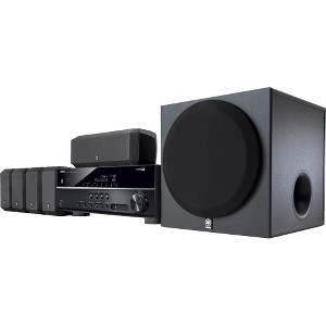 YHT-3920UBL 5.1-Channel Home Theater in a Box System