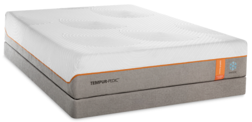 A firmer feel in our most conforming bed with cooling comfort.