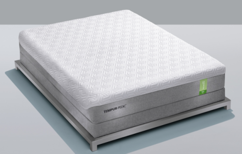 Faster adapting comfort and pressure relief for truly dynamic TEMPUR® material support.