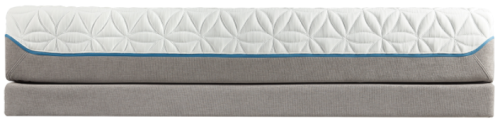 Model: TEMPUR-Cloud Elite-CA King | Tempur-pedic Step up to a thicker, even softer TEMPUR® comfort layer and more pressure relief.