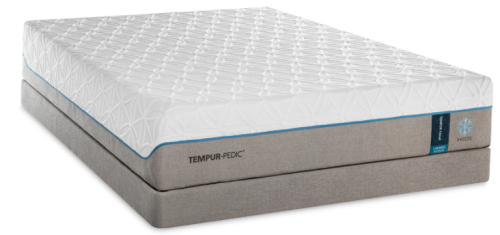 Adaptive support in our softest bed with cooling comfort.