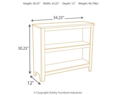 Model: H371-15 | Signature Design by Ashley Small Bookcase