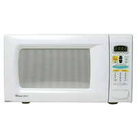 1.3 cu. ft./ Microwave Oven 1100W/ Turntable/ White