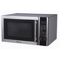 1.6 cu. ft. Microwave Oven/ 1100watts/ Turntable/ Stainless Steel