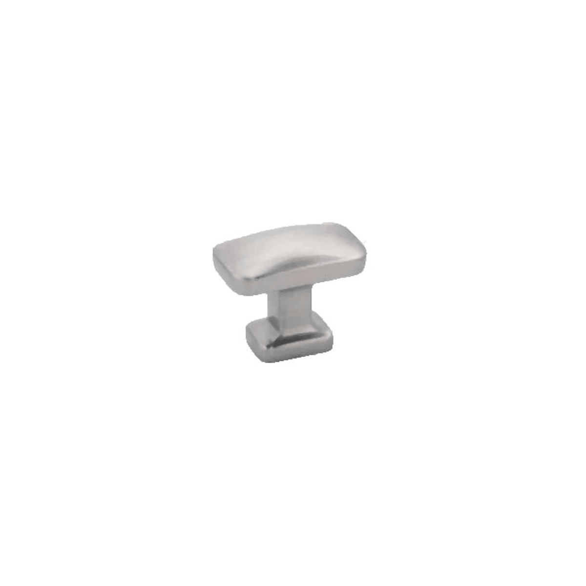 Alno Cloud 1-1/4 Inch Rectangular Cabinet Knob