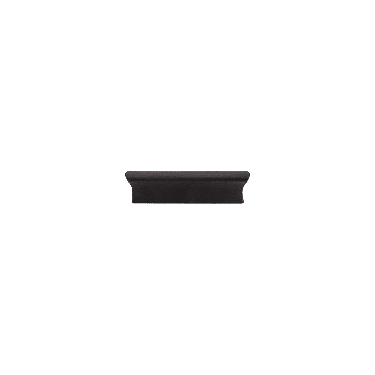 Top Knobs Glacier 3 Inch Center to Center Rectangular Cabinet Pull from the Mercer Series