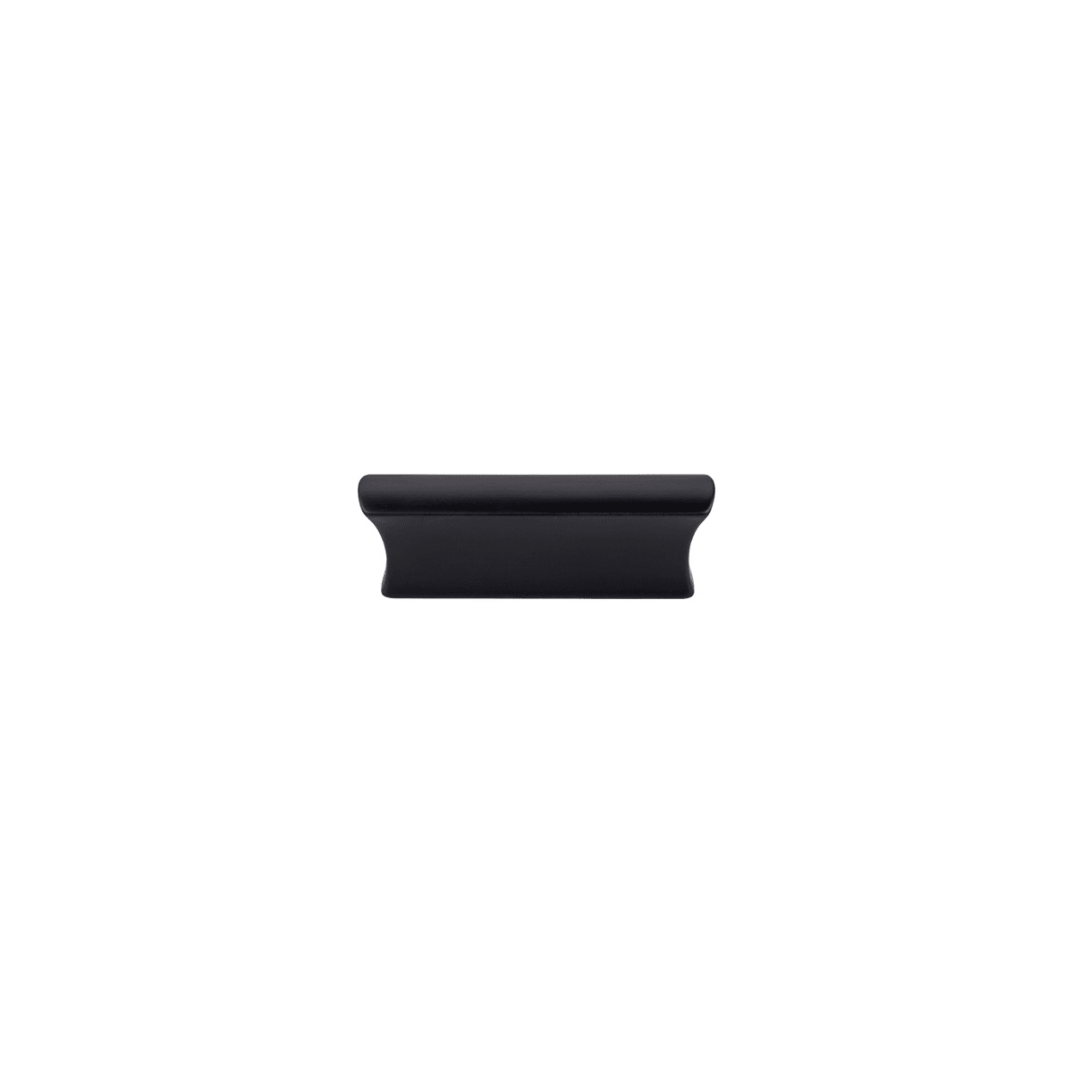 Top Knobs Glacier 2 Inch Center to Center Rectangular Cabinet Pull from the Mercer Series