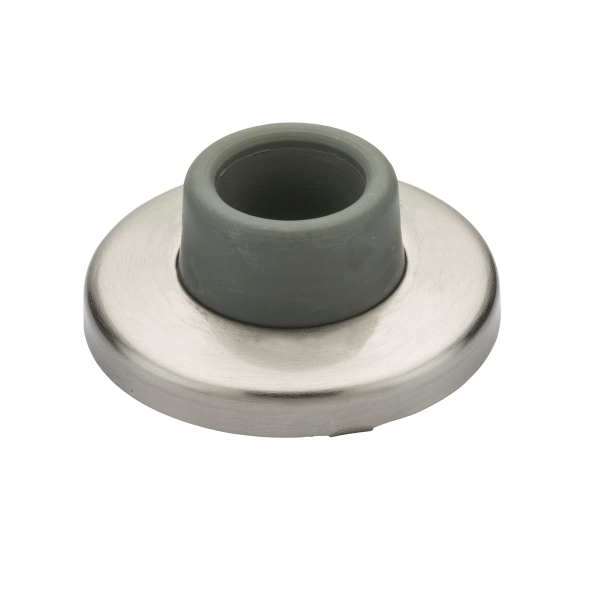 Baldwin 2-3/8 Inch Diameter Concave Wall Mounted Flush Bumper