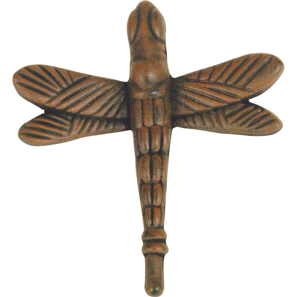 Atlas Garden 2-1/4 Inch Long Dragonfly Designer Cabinet Knob