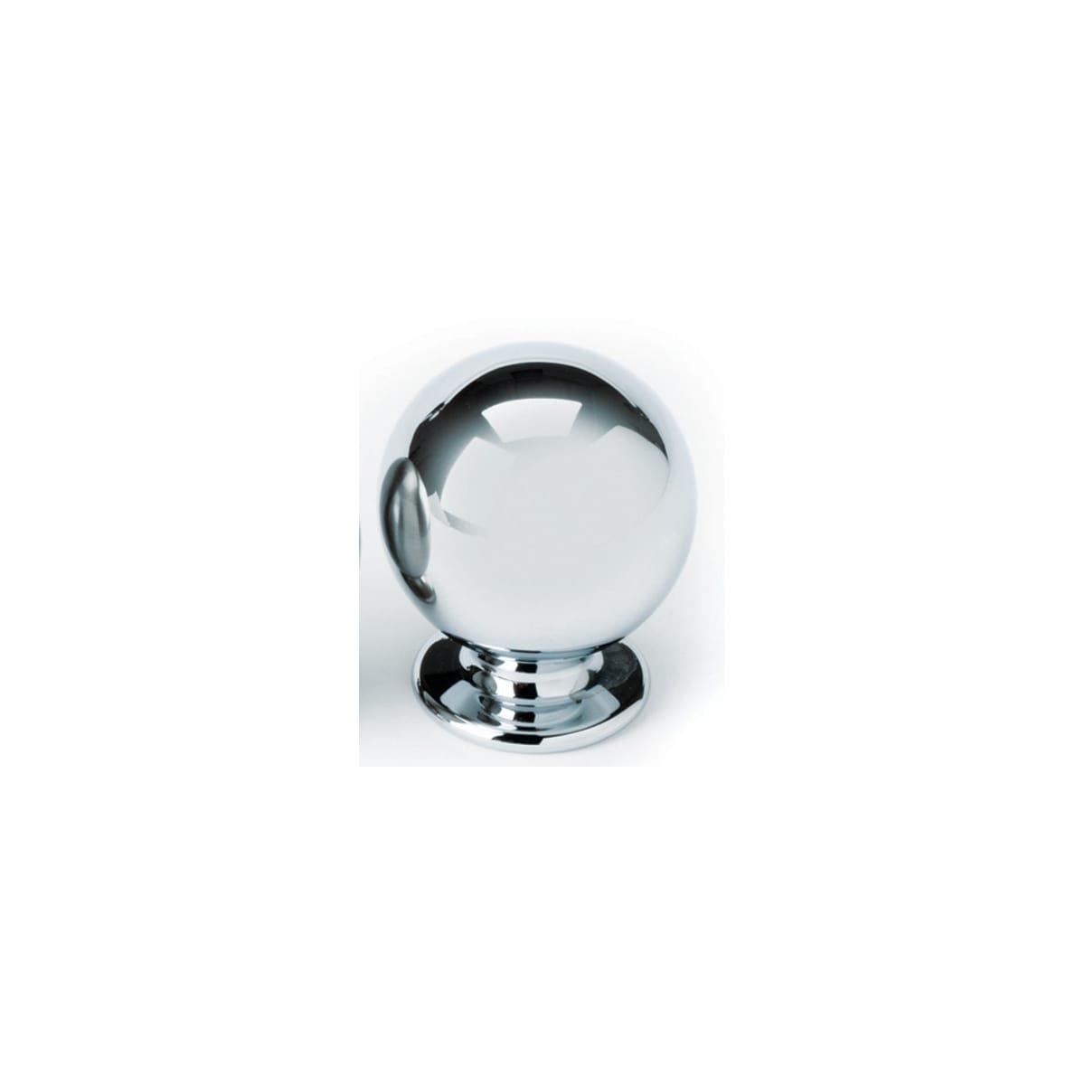 Alno Knobs 3/4 Inch Round Cabinet Knob