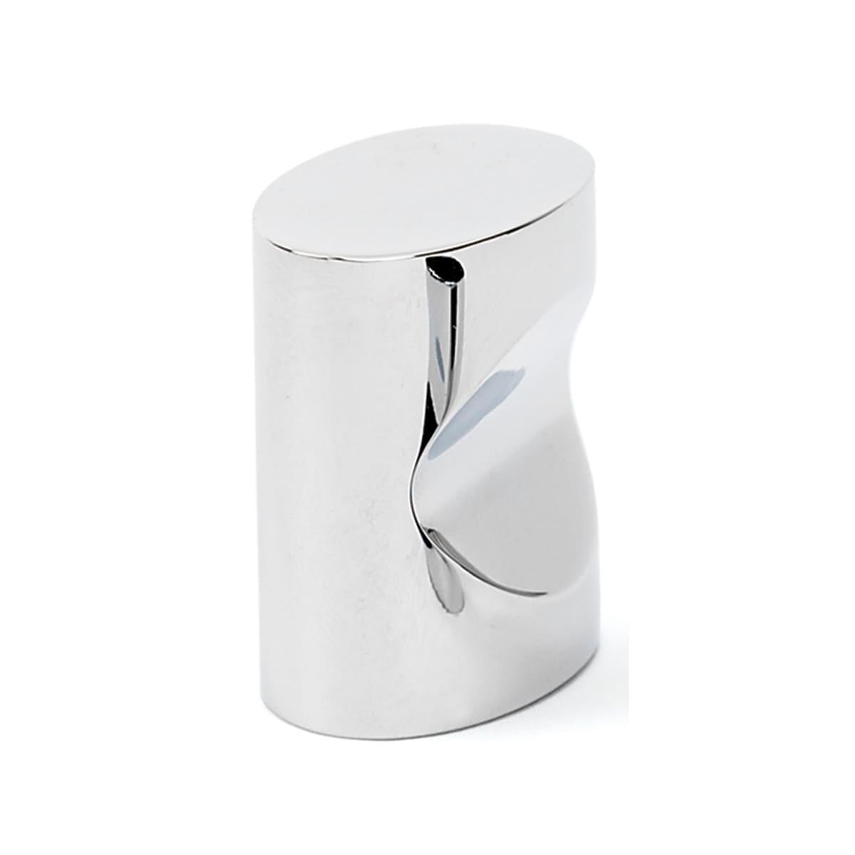 Alno Contemporary III 1 Inch Oval Cabinet Knob