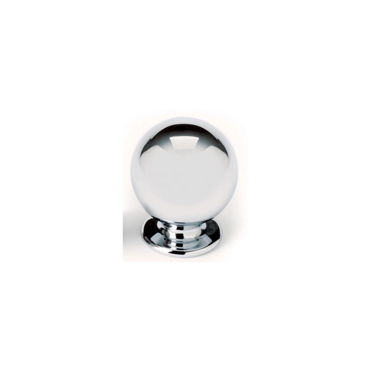Alno Knobs 5/8 Inch Round Cabinet Knob