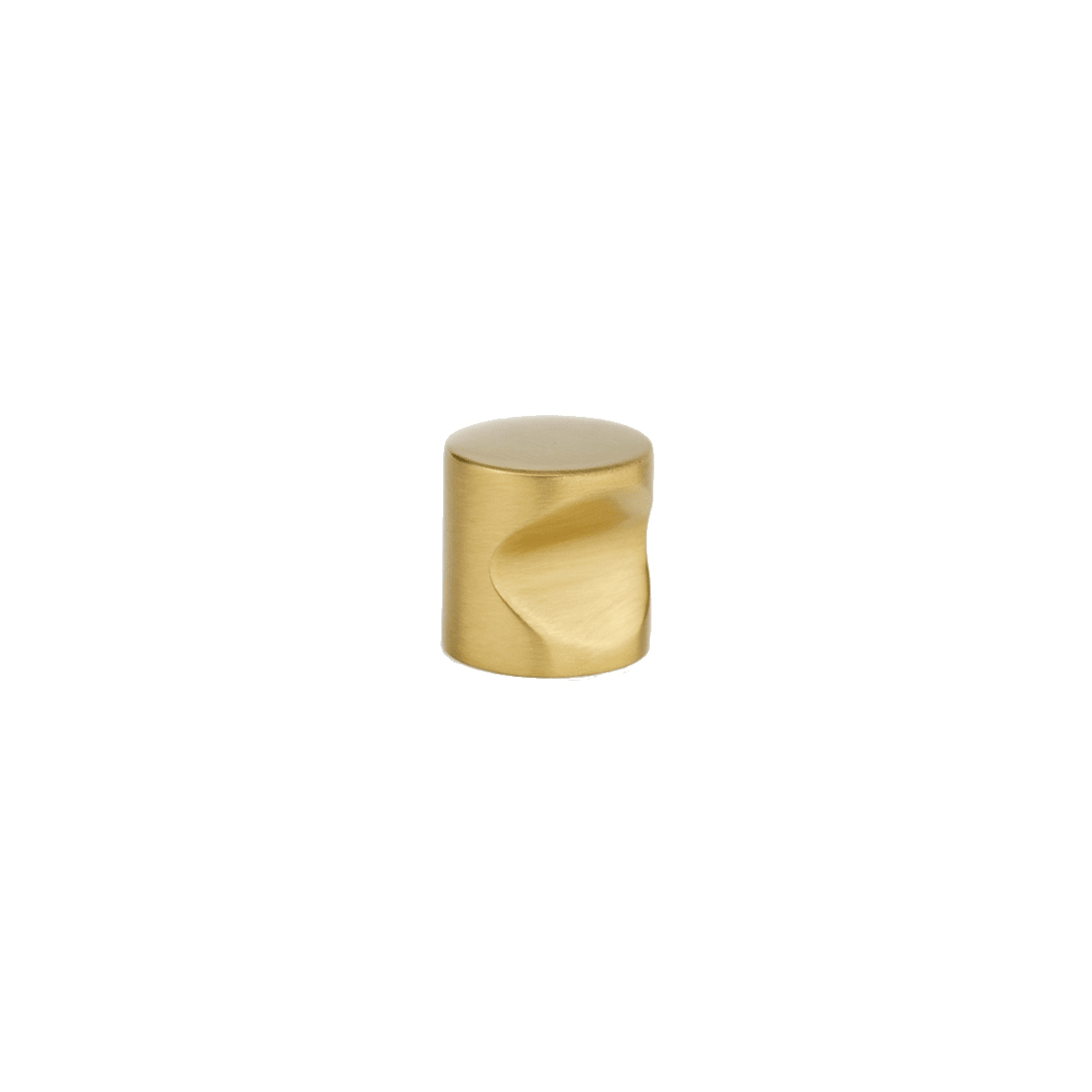 Alno Contemporary I 3/4 Inch Cylindrical Cabinet Knob