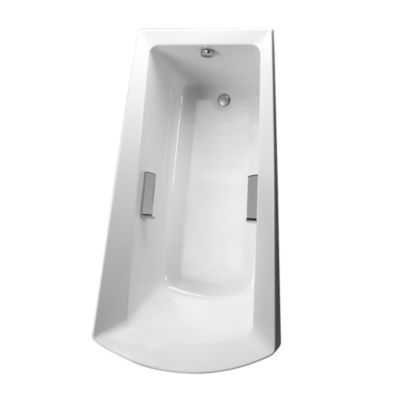 "TotoUsa Soirée®      6' Soaker Bathtub 72-3/8"" x 39-1/2"" x 25-1/8"""