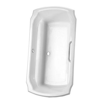 "TotoUsa Guinevere®      6' Soaker Bathtub 71-1/2"" x 38"" x 24"""